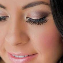 Wedding makeup ideas for brunettes