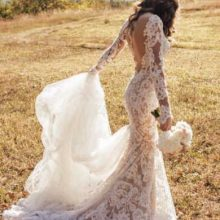 Will the wedding dress trains be suitable for you at your wedding?